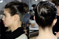 Prep for the new spring collections, by revisiting the most inspiring hair we saw from Fall 2013.