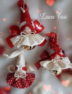 Best 12 Alberta Hoff's 744 media content and analytics – SkillOfKing. Diy Christmas Angel Ornaments, Christmas Fairy, Etsy Christmas, Christmas Mantels, Christmas Bells, Diy Christmas Gifts, Rustic Christmas, Christmas Projects, Christmas Wreaths