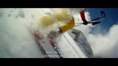 La Sportiva's tester Sandro De Zolt speaks about the new skimountaineering collection: skis, boots and apparel.