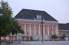 Bahnhof Hamm im Ruhrgebiet