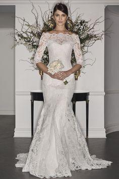 Wedding gown by Legends Romona Keveza.