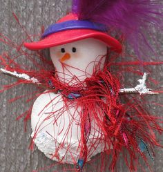Red Hat Ladies Society | red hat society lady of snow red hat society lady of snow handsculpted ...
