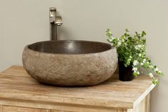 Today the bathroom sink has a diverse and beautiful form, and not boring as sanitary fittings and bathroom accessories. Technological advances into sink ma Gray Bathroom Decor, Bathroom Spa, Bathroom Fixtures, Bathroom Ideas, Small Bathroom, Elegant Shower Curtains, Pinterest Decorating, Kohler Sink, Stone Basin