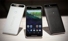 Meet the Nexus 6P, Google and Huawei's shockingly svelte flagship