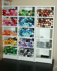 storage idea/CAN DO THIS WITH CRATES AND CABLE TIES TOO
