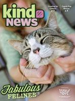 Subscribe to Kind News Magazine for Kids : The Humane Society of the United States