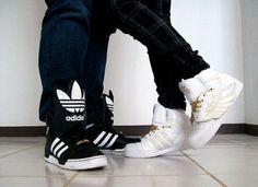 sale retailer e3e18 78cb1 Adidas Jeremy Scott Editions Tenis, Zapatillas, Adidas Mujer, Zapatillas  Adidas, Calzado Nike