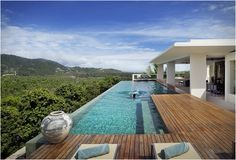 Samujana is an exclusive luxury accommodation in private residences in Koh Samui Island, Thailand