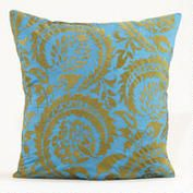 LOVE this pillow from Cost Plus World Market <3 Cool Sophia Throw Pillow