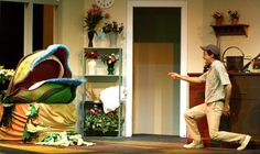 Fighting Chance's production of Little Shop of Horrors does the tale proud