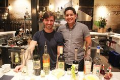 Feed Body + Soul in Venice : Marcus Tello and Garrett McKechnie craft drinks with all-natural ingredients and no refined sugars.
