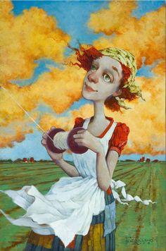 Exploring Art: Art of Fred Calleri