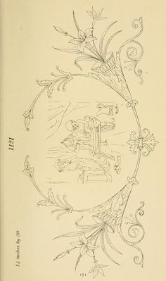 1880 - Briggs & Co.'s patent transferring papers : patented for the USA by Briggs & Co; Greenaway, Kate, 1846-1901. Village scenes - SEE SITE FOR MANY MORE