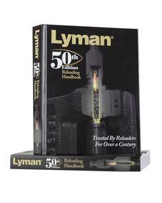 Lyman 50Th Edition Reloading New In Depth Instructional Manual by Lyman #Lyman
