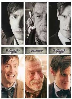 The doctor!