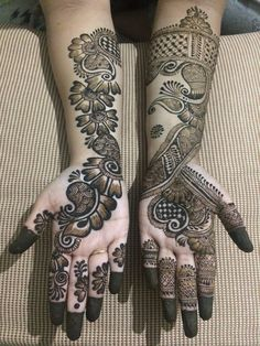 wedding decoracin wedding decoracin New Pakistani Bridal Mehndi Designs For 2019 Henna Hand Designs, Dulhan Mehndi Designs, Mehendi, Arabian Mehndi Design, Mehndi Designs Finger, Simple Arabic Mehndi Designs, Stylish Mehndi Designs, Mehndi Designs For Beginners, Mehndi Designs For Girls
