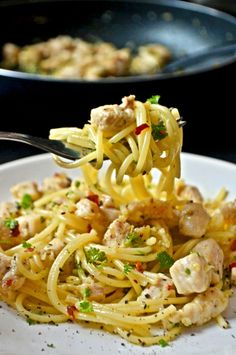 Pasta Recipes, Chicken Recipes, Dinner Recipes, Cooking Recipes, Healthy Recipes, Speed Foods, Malaysian Food, Hungarian Recipes, Special Recipes