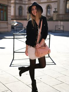 #streetstyle de Bees : GIRLY PINK by Heelsongasoline !