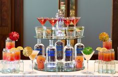 Cocktail Tower