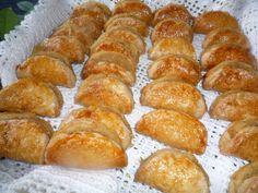 La cocina de Lola: Pastelitos de boniato o pastissets de moniato.