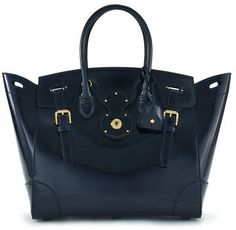 Ralph Lauren Patent Leather Soft Ricky Bag on shopstyle.com