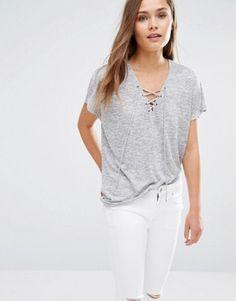 T-Shirts und Trägerhemden für Damen | Langärmlige T-Shirts und Camisoles | ASOS