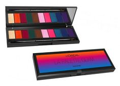 Top Wishlist item   L'Oreal Paris La Palette Glam Summer 2016