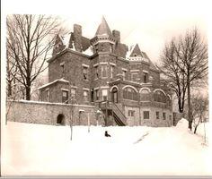 Werk mansion. Casimir L. Werk Sr. was born in 1844, the eldest child of Michael and Pauline LaFeuille Werk