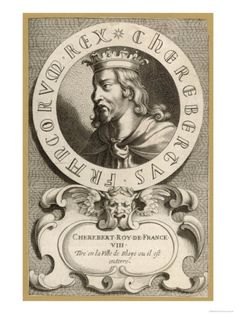 Caribert Neustrian King of Paris First of the Merovingian Rulers