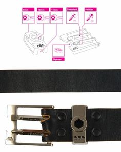 tool+belt = toolbelt awesomeness. Gift for the fatherinlaw carpenter or any dude wanting a cool belt.