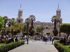 Peru - Arequipa (6.11. - 11.11.2014) Neuigkeiten von unserer Reise quer durch die Welt