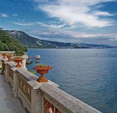 Between  sky and sea - trieste, Trieste