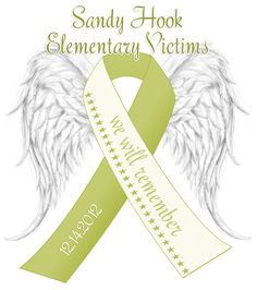 In memory of the precious children and school staff of Sandy Hook 12/14/12.