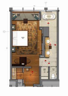 (update) The Regent Chongqing Deluxe Room 57 sqm / 613 sqft