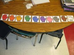 Ordinal number game my students are LOVING