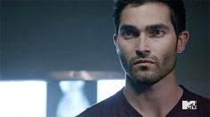 "Yup, he did it. And now I've died from happiness and am living in some Alpha heaven. | 26 Reasons Why Derek Is The Sexiest Monster On ""Teen Wolf"""