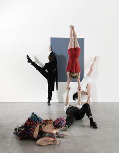 English artist Jonathan Monk, It is a Circus, 2011
