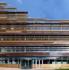 Mario Cucinella Architects - 3M Headquarters - Pioltello