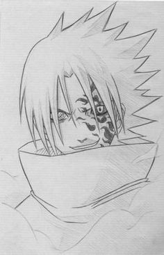 Since my last picture was so popular, I decided to draw another one today. This is Sasuke, with his Heaven curse mark, level I didn't spend much. Sasuke Drawing, Naruto Drawings, Anime Drawings Sketches, Manga Drawing, Cool Drawings, Anime Naruto, Naruto Shippuden Anime, Naruto Art, Otaku Anime