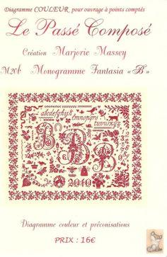 Gallery.ru / Фото #1 - LPC - Monogramme Fantasia B - anapa-mama