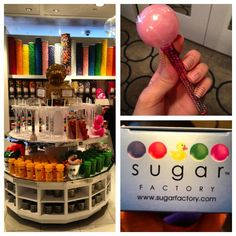 Sugar Factory in Las Vegas, NV
