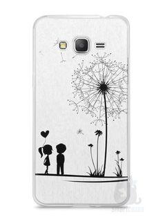 Capa Samsung Gran Prime Casal Apaixonado - SmartCases - Acessórios para celulares e tablets :)