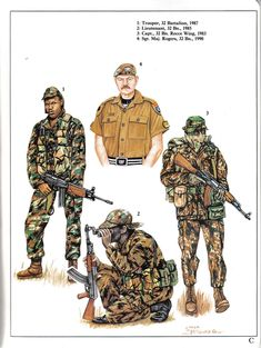 Military Uniforms, Military Art, Military History, Soldier Drawing, Good Old Times, Past Present Future, Arm Armor, Modern Warfare, Armed Forces