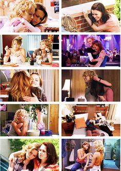 Haley and Peyton GIFset