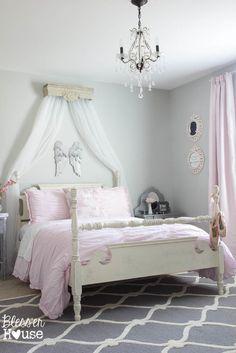 Ballerina Girl Bedroom Makeover (3 of 23)