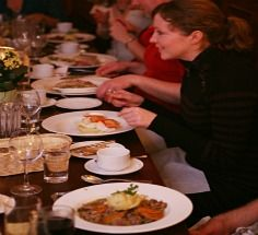 Visit Dublin - Tours of Dublin & Tour Guides - An Evening of Food, Folklore and Fairies