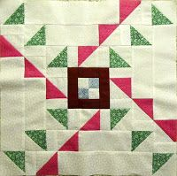 Here is the first month of The Quilt Ladies 2012 Block of the Month HERE is all the info you need about fabric amounts, measurements. If yo...