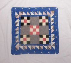 Antique Doll Ohio Star Quilt   Quilting   Pinterest   Antique ... : doll quilts for sale - Adamdwight.com