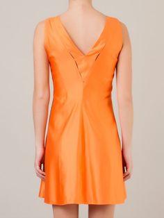 Piscina Vestido Com Recortes - - Farfetch.com