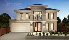 Vaucluse by Carlisle Homes - With its spacious contemporary floorplan offering excellent 'flow', the Vaucluse is ideal for the family that loves to entertain.